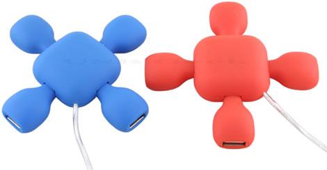 USB Tetra-Hub