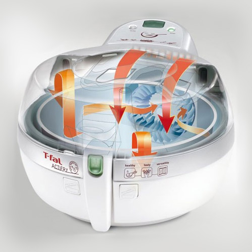 TFal ActiFry Low-Fat Deep Fryer Multi-Cooker