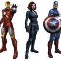 The Avengers Movie Cardboard Standups