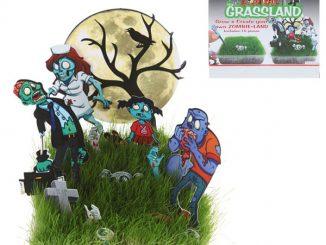 the zombie grassland
