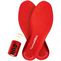 ThermaCELL Heated Insole Foot Warmers