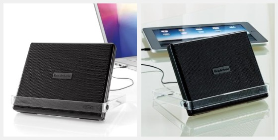 Ultra-Thin Travel Speaker
