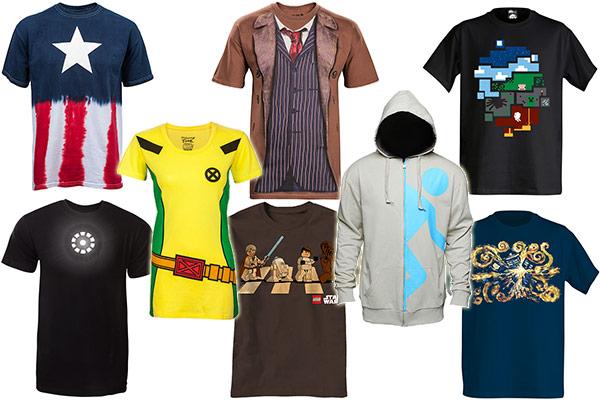 Think Geek T-Shirts