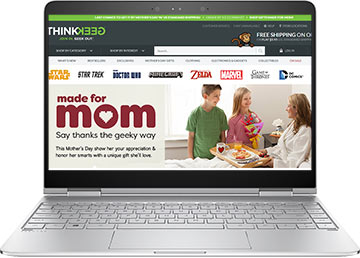 ThinkGeek Coupon Codes & Free Shipping Deals