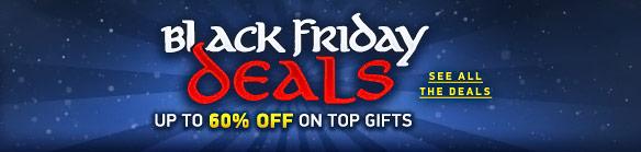 ThinkGeek Black Friday Deals
