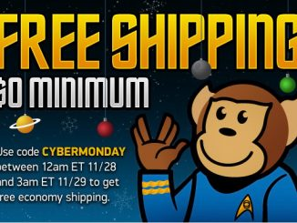 ThinkGeek Cyber Monday 2011 Deals