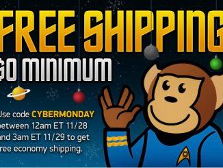 ThinkGeek Cyber Monday 2011 Deals