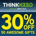 ThinkGeek Cyber Monday Sale 2015
