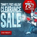 ThinkGeek Winter Clearance Sale