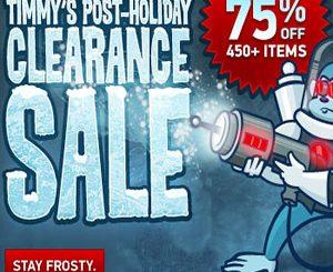 ThinkGeek Winter Clearance Sale