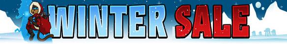 ThinkGeek Winter Sale