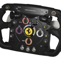 Thrustmaster Ferrari F1 Italia Racing Wheel Add-On