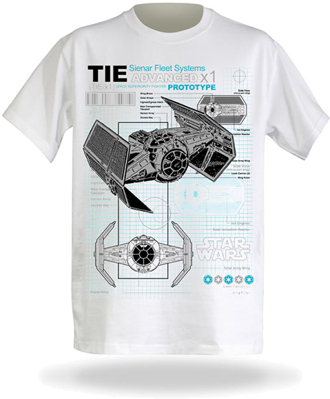 Tie Fighter T-Shirt