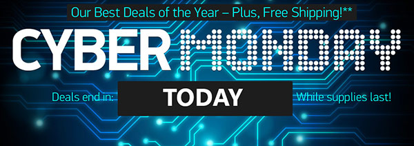 TigerDirect Cyber Monday Deals 2012