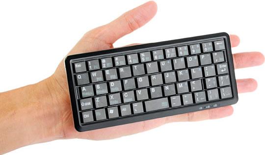 Super-Tiny USB Keyboard