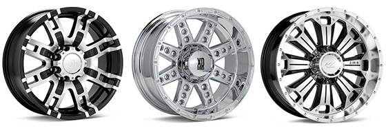 Tire Rack Wheels