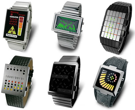 Tokyoflash Watches