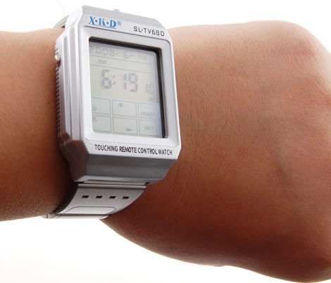 Touchscreen Remote Control Watch