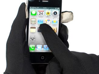 Touchscreen Sport Gloves