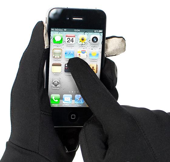 Touchscreen Sport Gloves