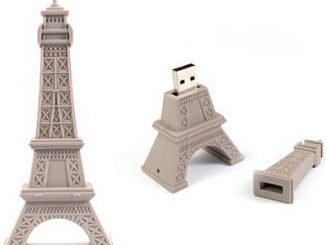Effiel Tower USB Flash Drive