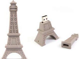 Effiel Tower USB Flash Drive