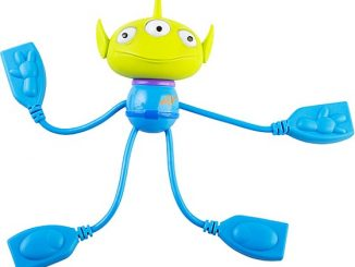 Toy Story USB Alien 4-Port Hub Cable