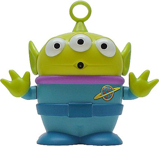 Toy Story Alien Digital Camera