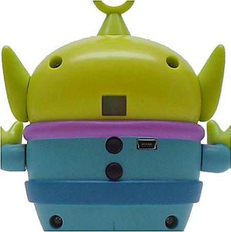Toy Story Alien Digital Camera