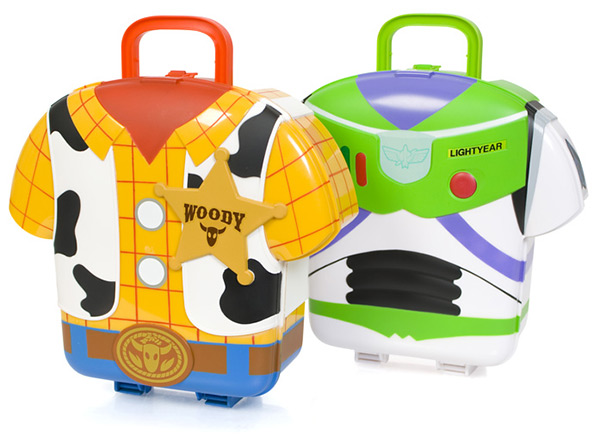 Toy Story Woody and Buzz lIghtyear Lunch Boxes