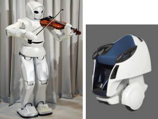 Toyota Robots