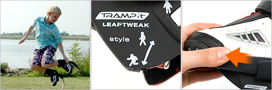 TRAMPIt Jump Shoes