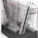 Transparent Coin Bank Machine