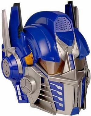 Transformers Voice Changing Helmet