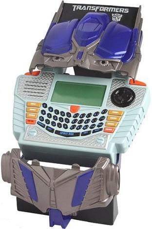 Transformers Optimus Prime Laptop