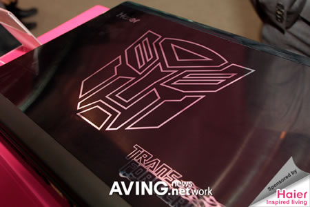 Transformers Autobot Notebook