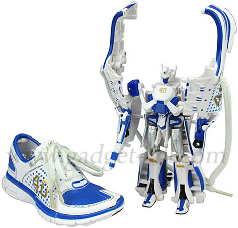 Transformers Shoes | GeekAlerts