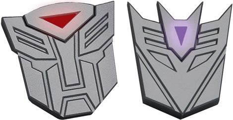 Transformers USB Flash Drives