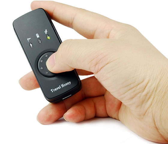 4-in-1 Portable GPS Location Finder