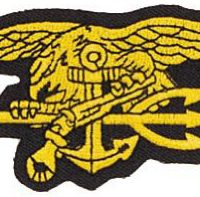 US Navy Seal Team Trident Patch