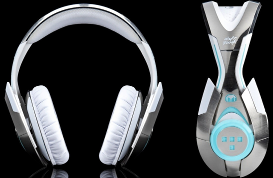 TRON Headphones: Daft Punk Edition