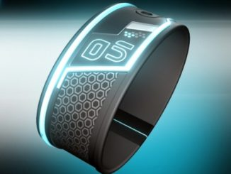 TRON Watch Concept