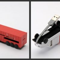 Truck USB Hub Card Reader