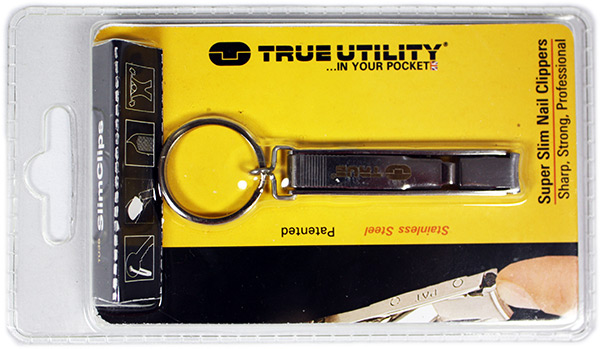 True Utility SlimClips Nail Clippers