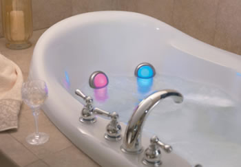 Delightful Tub Lights