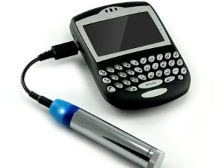 turbocell AA battery phone charger