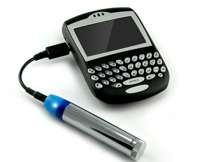 turbocell AA battery powered phone charger
