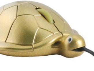 Turtle USB Mouse