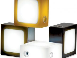 TwistaLamp LED Brick Lights