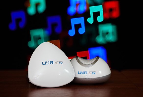 UbiRock Portable Vibration Speaker Review